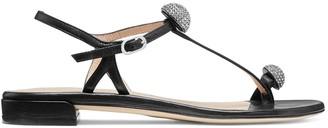 Stuart Weitzman The Ballsoffire Sandal