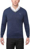 Puma V-Neck Golf Sweater