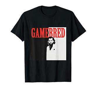 Gamebred Cuban Street MMA Fighter Miami Gangster T-Shirt