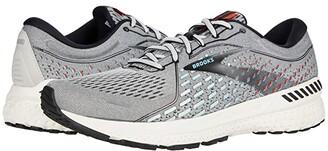 Brooks Adrenaline GTS 21 (Jet Stream/Black/Capri) Men's Running Shoes