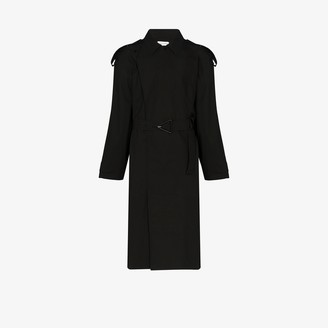 Bottega Veneta Double-breasted trench coat