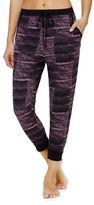 DKNY Cropped Modal Jersey Jogger Pants