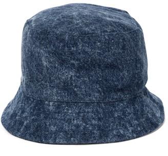Isabel Marant Haley denim bucket hat