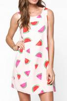 Everly Watermelon Dress