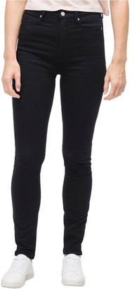 Calvin Klein Jeans Hr Skinny Eternal Black Jns Ckjw Ckj 010
