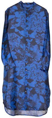 Bananatime Max Shirt Youth Bloom Blue