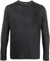Roberto Collina static crew-neck T-shirt