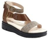 Jambu Cape May Leather Sandal.