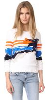 Rag & Bone Nicki Graphic Sweater