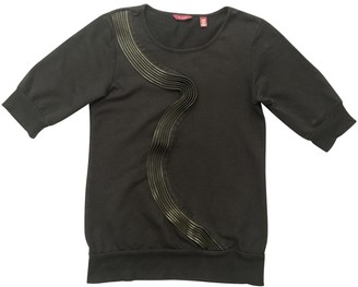 Ted Baker Black Cotton Top for Women