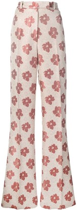 Golden Goose high-waist Carry trousers