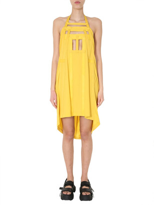 Rick Owens Backless Dress