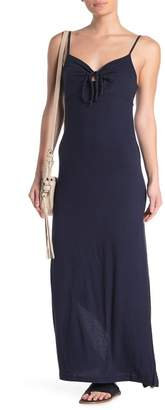 Michael Stars Johanna Keyhole Maxi Dress