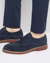 Kg Kurt Geiger Harper Suede Derby Shoes