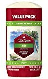 Old Spice Fresher Collection Men's Anti-Perspirant and Deodorant, Fiji Scent - 2.6 Oz Ea by