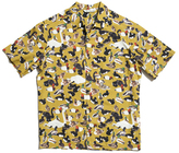 Aloha Mens / Ducks Ochre Shirt