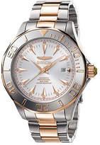 Invicta Men's Ocean Ghost III 7112 - Silver/RG TT Stainless Steel Analog Watches