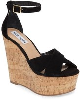 Steve Madden Women's Striking Platform Wedge