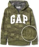Gap | Star Wars camo zip hoodie