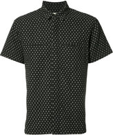 Simon Miller printed shortsleeved shirt - men - Cotton - 2