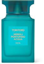 Tom Ford Neroli Portofino Acqua Eau De Parfum - Neroli, Bergamot & Lemon, 100ml