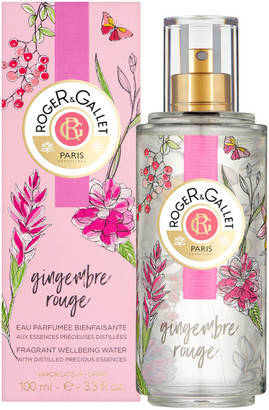 Roger & Gallet Roger&Gallet Limited Edition Gingembre Rouge Wellbeing Water 100ml