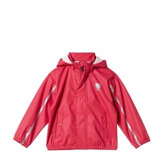 Steiff Baby Girls' Regenjacke Waterproof Jacket