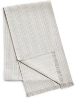 Marks and Spencer Winter Retreat Woven Fringed Table Runner