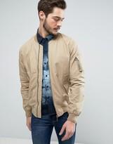 Nudie Jeans Co Alexander Ripstop Bomber Jacket