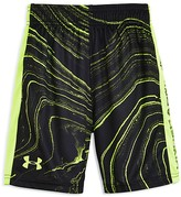 Under Armour Boys' Printed Eliminator Shorts - Sizes 2-7