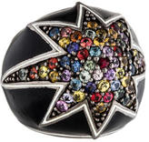 MCL by Matthew Campbell Laurenza Starstruck Sapphire Cocktail Ring