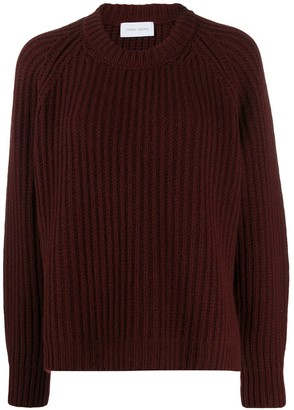 Christian Wijnants Oversized Rib Knit Jumper