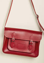 The Cambridge Satchel Company Bag in Red - 14 by Cambridge Satchel from ModCloth