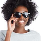 Sole Society Delancee Polarized Round Sunglasses