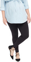 Motherhood Plus Size Secret Fit Belly Maternity Leggings