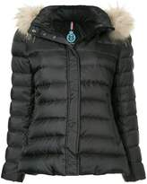 GUILD PRIME padded hooded coat
