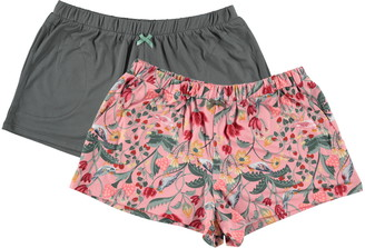 Flora Nikrooz 2-Pack Lounge Shorts