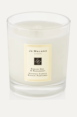 Jo Malone English Oak & Redcurrant Scented Home Candle, 200g - Colorless