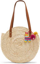Lucky Brand Baria Straw Tote
