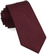 The Tie Bar Wine Grosgrain Solid Tie