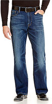 Lucky Brand 181 Relaxed Straight Jeans