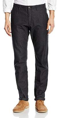 Esprit Men's Tapered Trousers - Grey