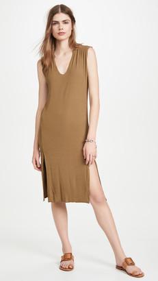 LnA Easy Rib Tank Dress
