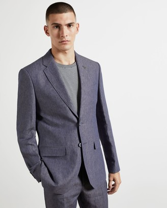 Ted Baker Linen Suit Jacket