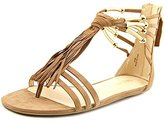 Nine West Women's Emberly Synthetic Gladiator Sandal