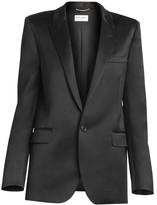 Saint Laurent Satin Jacket