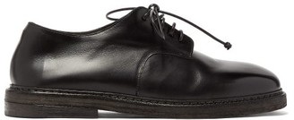 Marsèll Nasello Leather Derby Shoes - Black