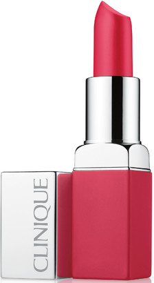 Clinique Pop Matte Lip Colour and Primer 3.9g (Various Shades) - Blushing Pop