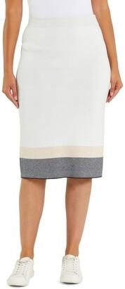 Marc O'Polo Marco Polo Colour Block Skirt