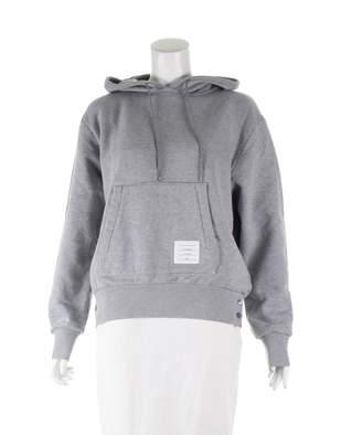 Thom Browne Grey Cotton Knitwear